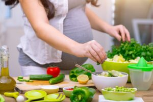 Veg/Fish Diet 'Lowers Risk' Of Pre-Eclampsia