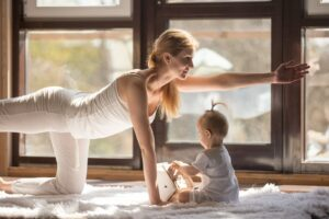 Advice For Starting Exercise After Pregnancy